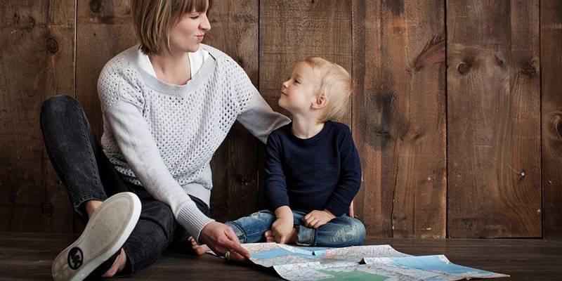 ครอบครัว สอนลูก วิธีสอนลูก ความฉลาด
